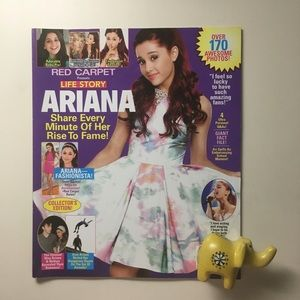 Ariana Grande Magazine - Collectible
